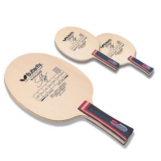 Butterfly SCHLAGER  CARBON OFF+ Table Tennis Racket (FL / ST)