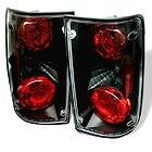 Toyota Pick Up 1989 90 91 92 93 94 95 Altezza Tail Lights   Black TLN