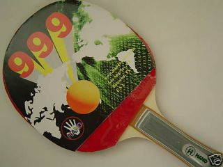 USA Hand SUPER INV 999 Paddle Table Tennis Ping Pong low sh Cente