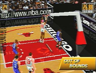 NBA in the Zone 2 Sony PlayStation 1, 1996