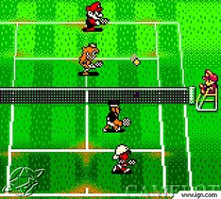 Mario Tennis Nintendo Game Boy Color, 2001