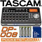 Tascam DP 008 Digital Multi Track Recorder