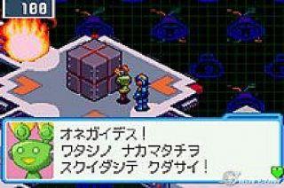 Mega Man Battle Network 6 Cybeast Falzar Nintendo Game Boy Advance