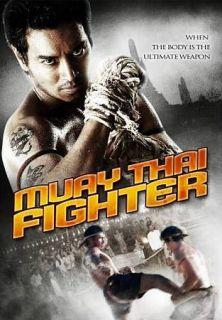 Muay Thai Fighter DVD, 2011, Canadian