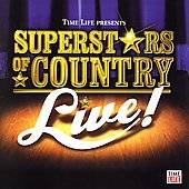 of Country Live CD, Apr 2006, 2 Discs, Time Life Music