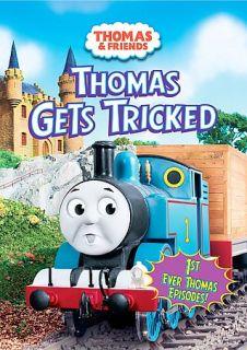 Thomas the Tank Engine Friends   Thomas Gets Tricked DVD, 2009