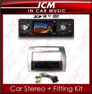 CD DVD AUX IN USB iPod iPhone Radio Player & Toyota Corolla Verso