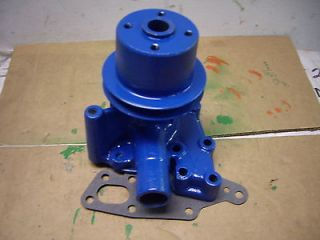 Ford tractor Shibaura engine water pump 1000 1600