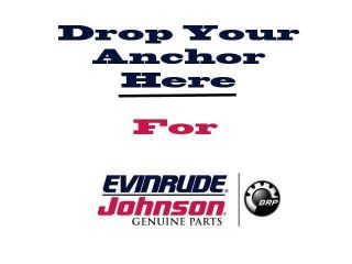 OMC / Evinrude / Johnson Outboard Trim and Tilt Motor Part #394176