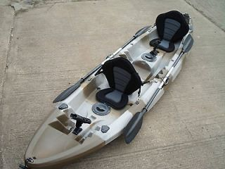 Beautiful boat build built can kayak rugged sea strip three