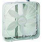 Lasko 20 Inch Gray 3 speed 120V Compact Box Fan