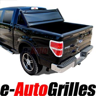 04 12 Ford F150 5.5ft 5.5 Short size Truck Bed TRI FOLD Tonneau Cover