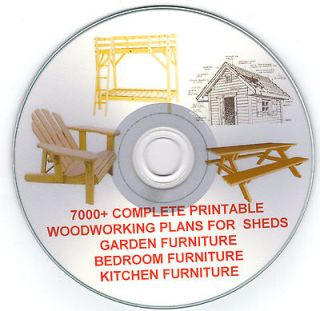 WOODWORKING PLANS FOR SHEDS. HOME AND GARDEN FURNITURE