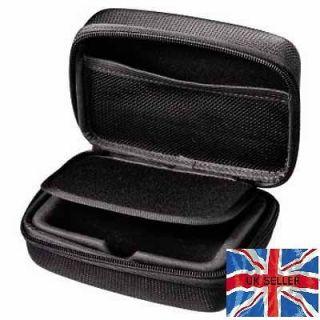 Navitech Black Hard Carry Case for Tomtom ONE XL V2 / 30 SERIES XL