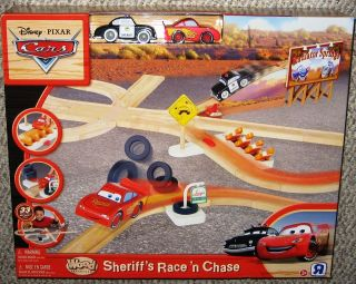 disney cars wood collection in TV, Movie & Character Toys