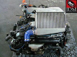 TOYOTA STARLET PASEO TERCEL TURBO 1.3L TURBO ENGINE TRANSMISSION ECU