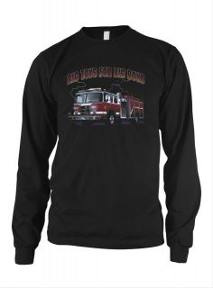 Big Toys For Big Boys Fire Fighter Firefigher Truck Pride Cool Thermal