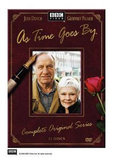 Time Goes By   Complete Original Series DVD, 2005, 11 Disc Set
