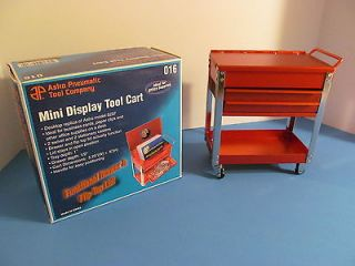 Mini Display Tool Cart/Tool Box Desktop NHRA NASCAR Drag Hot Rod