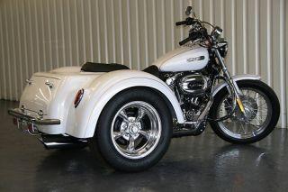04 11 Harley Sportster Motortrike GTX 1200 Trike Kit