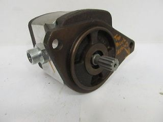 john deere hydraulic pump in Tractor Parts