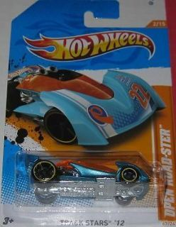 ROAD STER TRACK STARS 12 HOTWHEELS RACE CAR TOY COLLECTABLES WHEEL