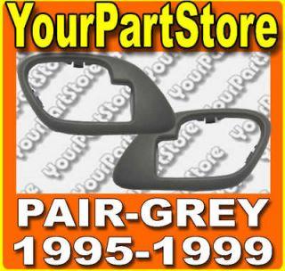 95 96 97 98 CHEVY PU Pickup TRUCK DOOR HANDLE BEZELS PLASTIC TRIM