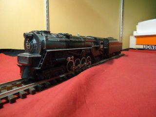 Lionel 6 8404 Pennsylvania S 2, 6 8 6 Steam Turbine Engine and Tender