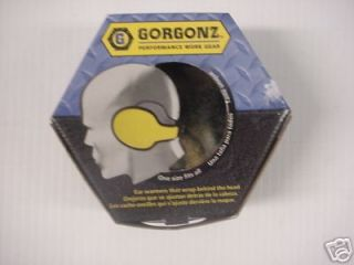 GORGONZ WORK CAMO FLEECE EAR MUFF WARMER BEHIND HEAD