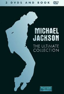 Michael Jackson The Ultimate Collection DVD, 2009, 3 Disc Set