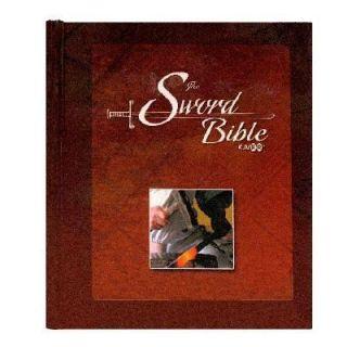 The Sword Bible  KJV 2007, Hardcover, Large Type
