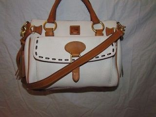 dooney bourke white in Clothing,