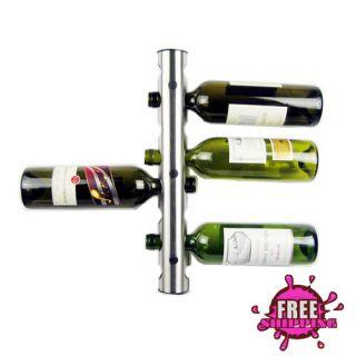 wall mounted wine racks in Wine Racks & Bottle Holders