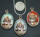 Hindu Goddess Kali Maa Spiritual Pendant Necklace
