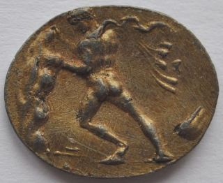 1920s Unknown Token Jetton or Wax Seal ANCIENT ROME #18
