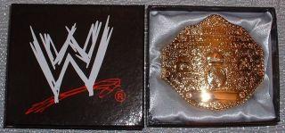 world heavyweight championship belt in Wrestling
