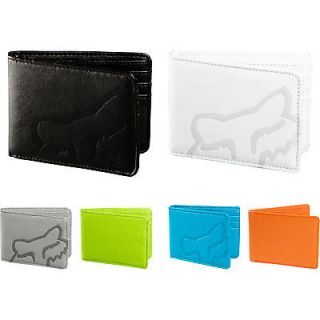 Fox Racing Core Wallet Bifold Authentic Mens Boys Youth Adult NEW