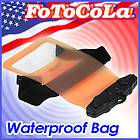 waterproof underwater dry case bag f cell mobile phone iphone ipod