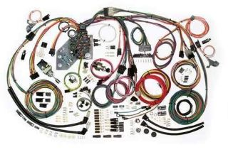 1947 1955 Chevy Truck Classic Update Wiring Kit Pick Up (Fits 1955