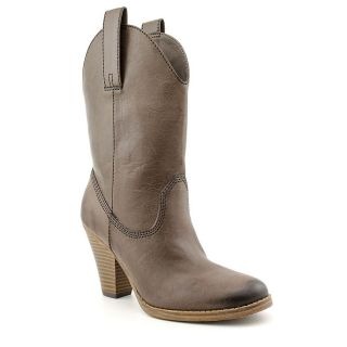 Madden Girl Snappiee Western Boots Brown Womens