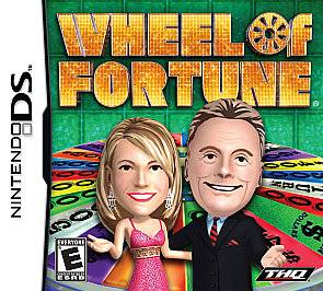 Wheel of Fortune 2010 Nintendo DS, 2010