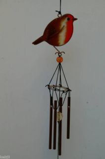 WIND CHIMES SUNCATCHER eg Angels Dragons Cats Owl Robin