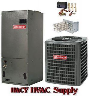 Ton 15 Seer Heat Pump System R410a__ASPF313716_SSZ140301_HKR 10C