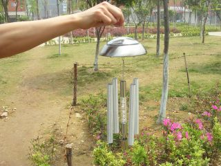 solar wind chimes in Wind Chimes