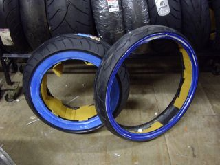vee rubber wide white wall tires 16 rear 23 front