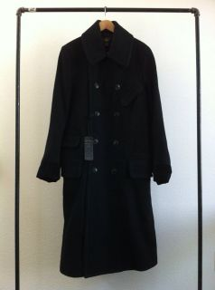 RALPH LAUREN RRL JACKET TRENCH COAT DOUBLE BUZZ RL EASTMAN RICKSON L