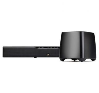 Surroundbar 5000 IHT Virtual Surround Speaker Bar w/Wireless Sub