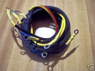 ford tractor wiring harness in Antique Tractors & Equipment
