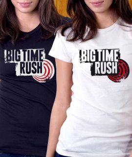 NEW T SHIRT BIG TIME RUSH TV SERIES WOMENS TEE S 2XL