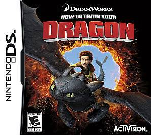 how to train your dragon game in Video Games